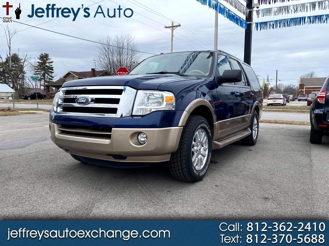 Ford Expedition XLT 2WD 2011
