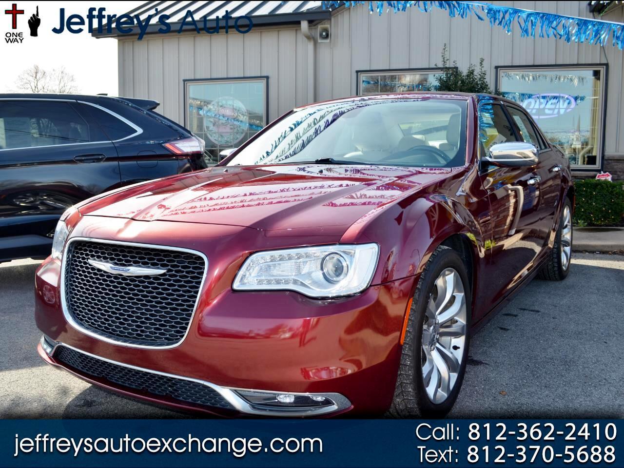 Chrysler 300 4dr Sdn 300C RWD 2015