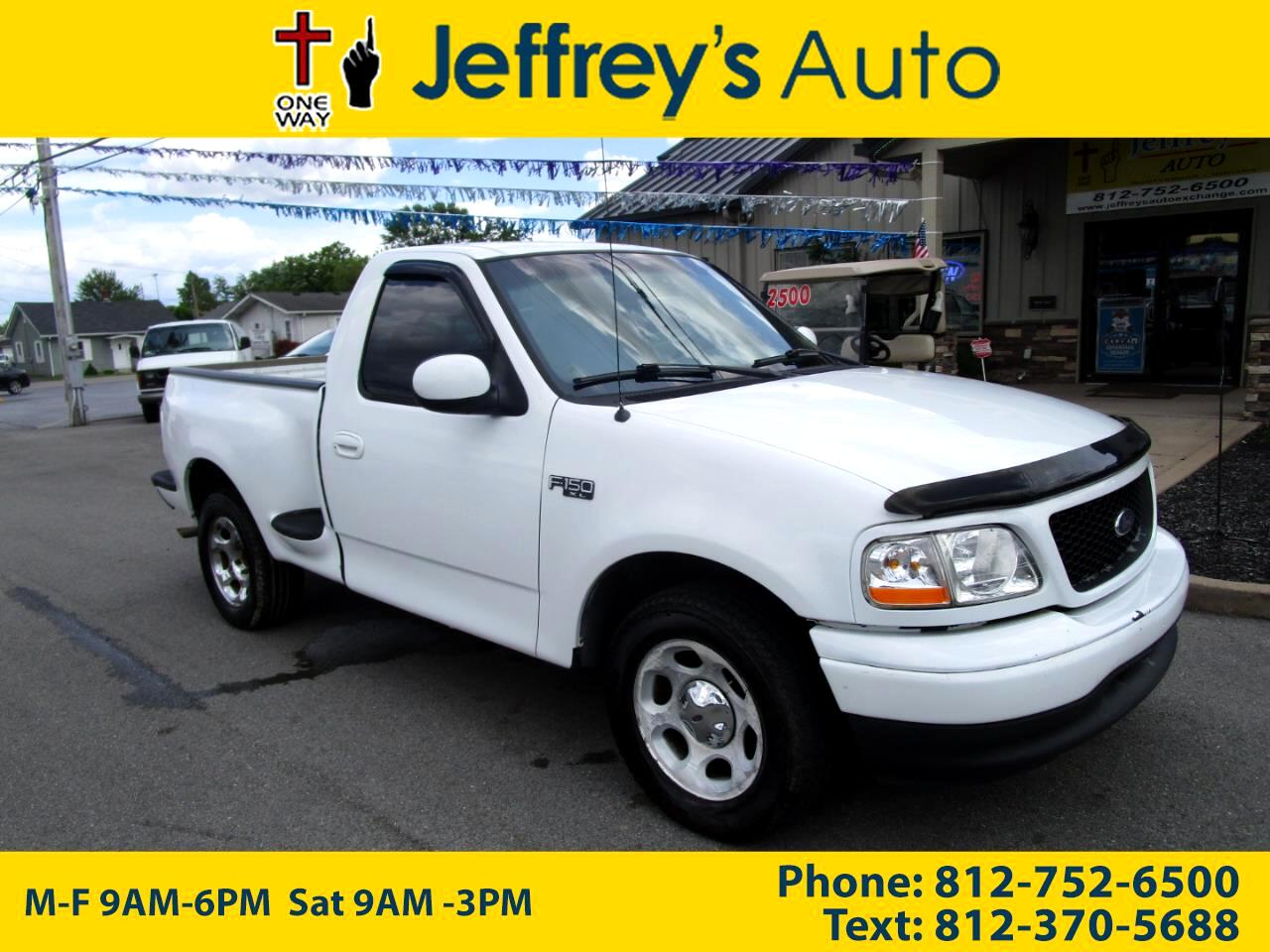 2002 Ford F-150 Heritage XL 2WD