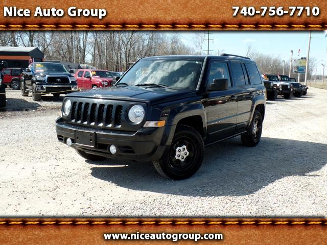 2011 Jeep Patriot Limited 4WD