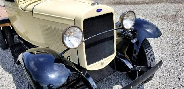 1930 Ford AA Truck