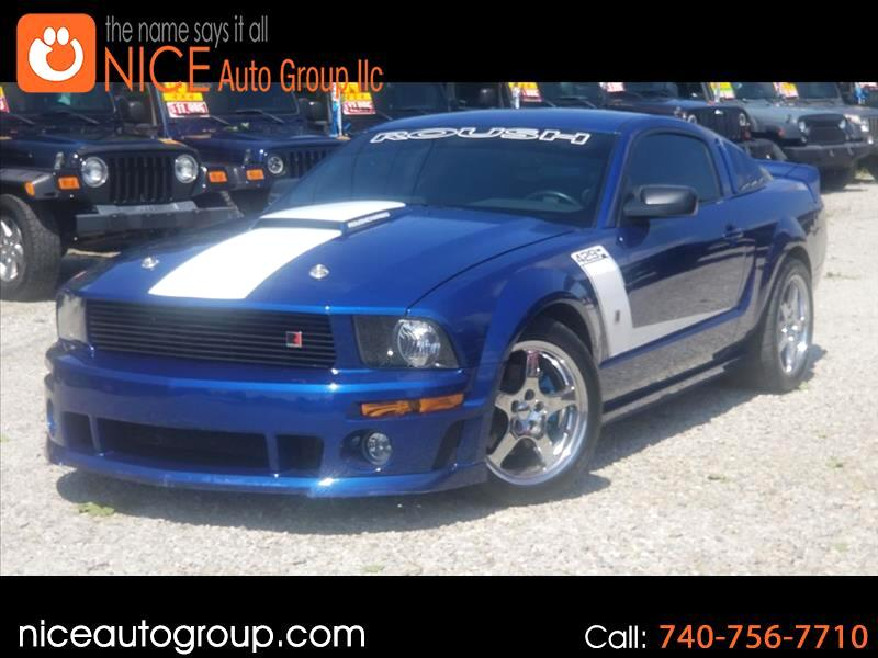 2009 Ford Mustang Roush Coupe Supercharged