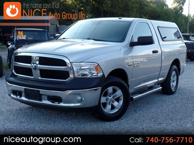 2013 Dodge Ram 1500 TRADESMAN REGULAR CAB 4X4