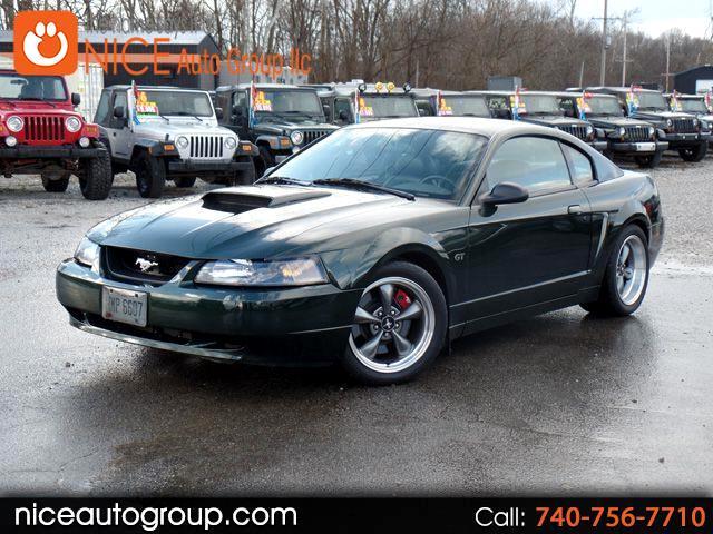2001 Ford Mustang Bullitt GT