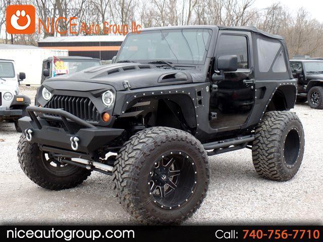 2012 Jeep Wrangler Sport 4WD