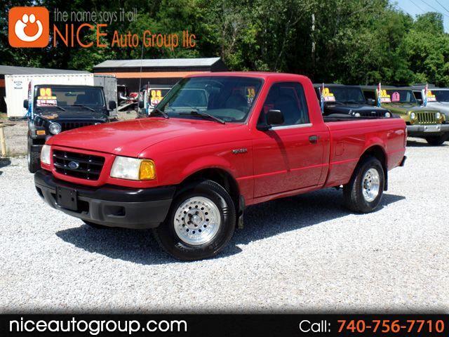 Ford Ranger Regular Cab 2WD 2001