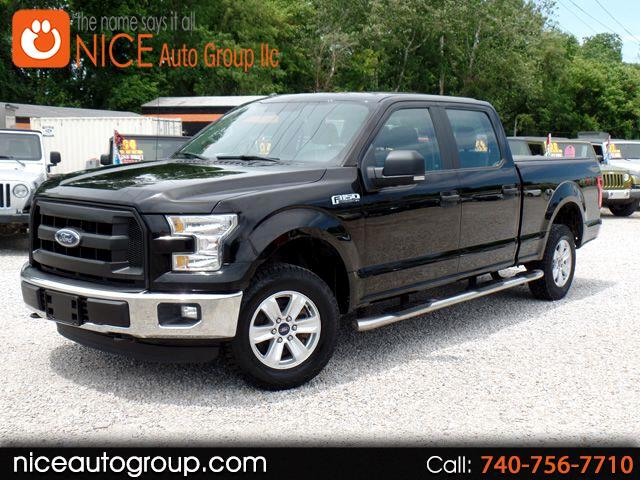 Ford F-150 XL SuperCrew 6.5-ft. Bed 4WD 2016