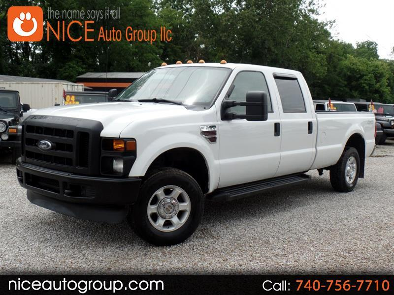 Ford F-250 SD XL Crew Cab 4WD 2010