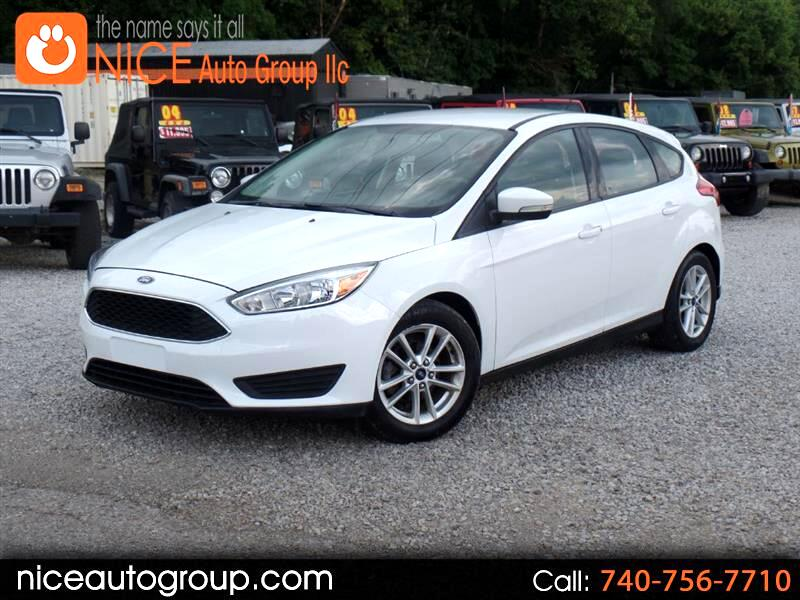 Ford Focus SE Hatch 2015