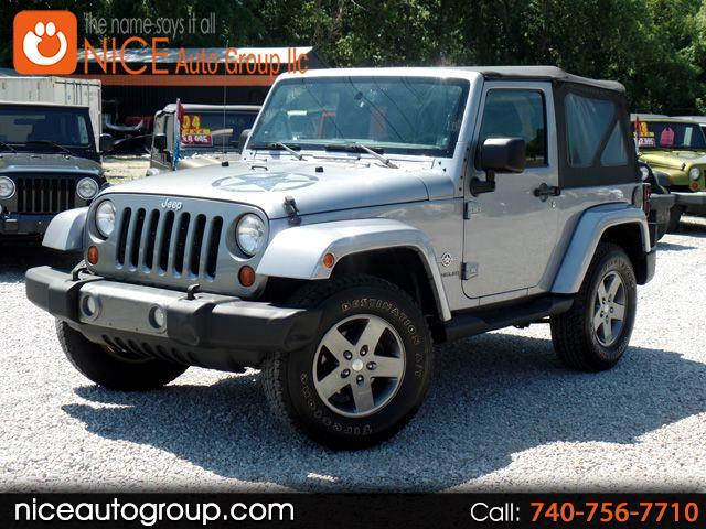 Jeep Wrangler 4WD 2dr Freedom Edition *Ltd Avail* 2013