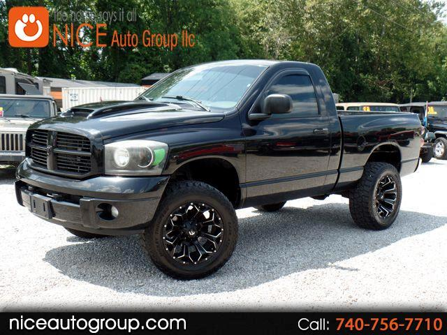 2008 Dodge Ram 1500 ST Long Bed 4WD