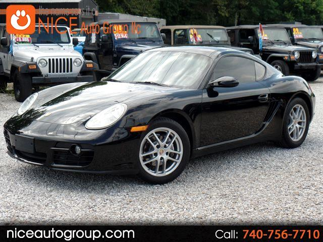 Porsche Cayman Base 2008