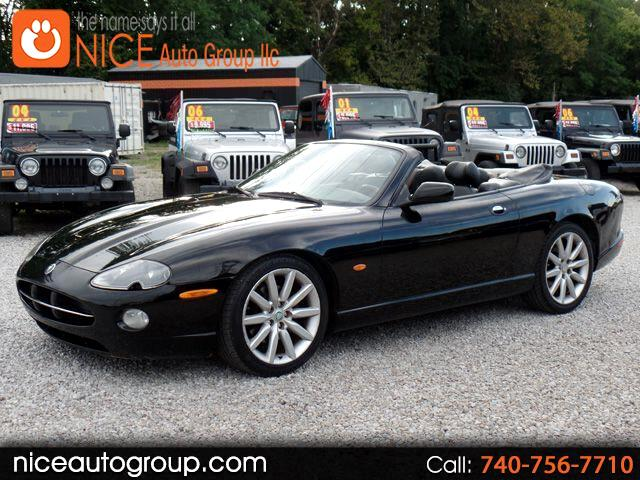 Jaguar XK-Series XK8 Convertible 2005
