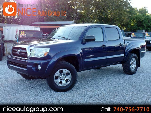 2008 Toyota Tacoma PreRunner Double Cab V6 2WD