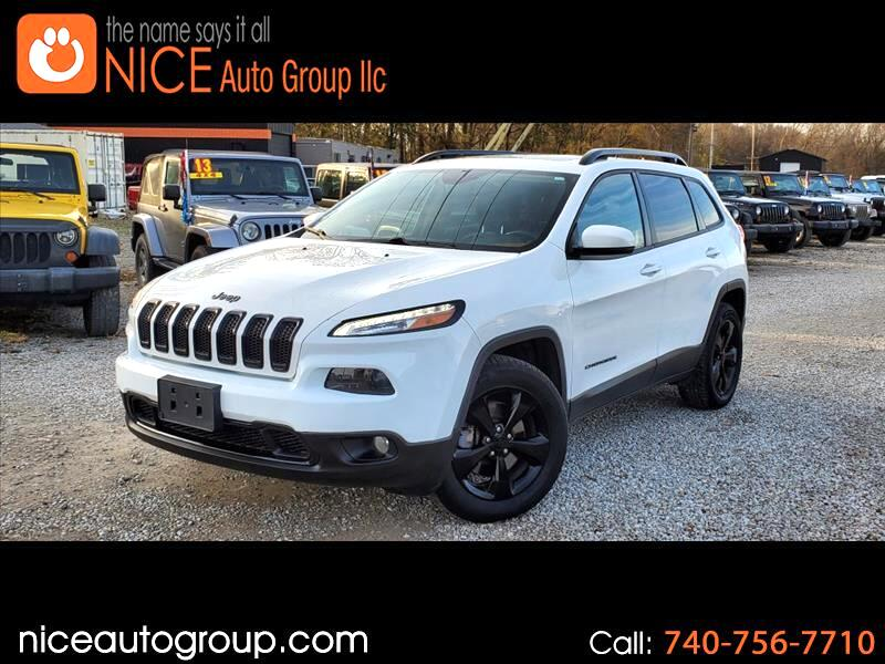 Jeep Cherokee High Altitude 4x4 2016