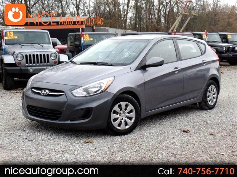 Hyundai Accent SE 5-Door 2016
