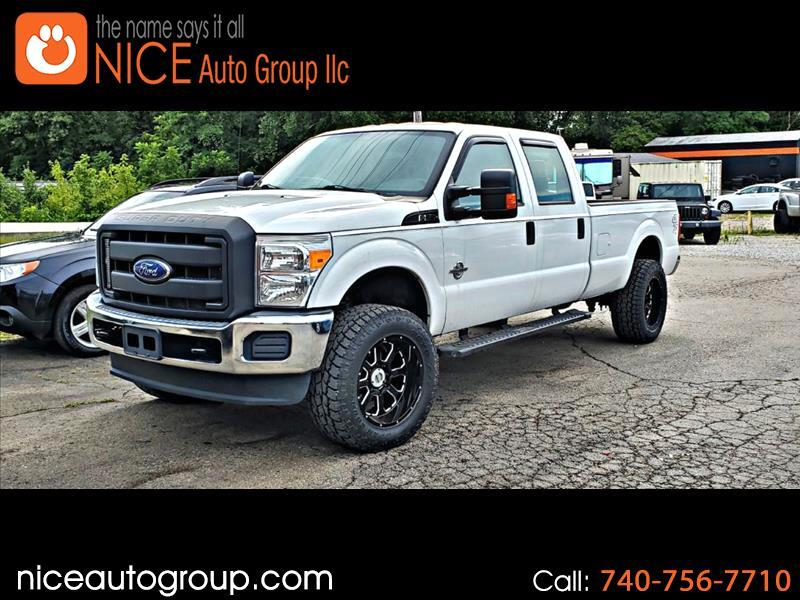 Ford F-250 SD XL Crew Cab 4WD 2015