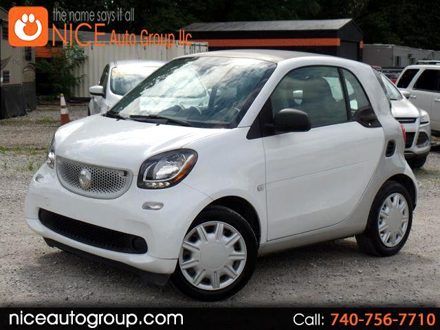 Smart Fortwo pure coupe 2016