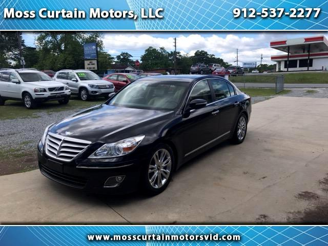 2009 Hyundai Genesis For In Vidalia Ga 30474 Moss Curtain