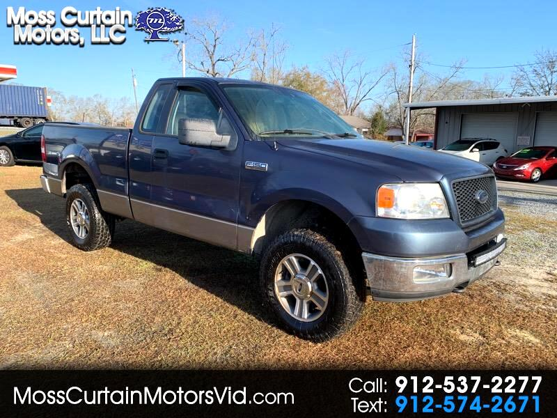 2005 Ford F-150 FX4 4WD
