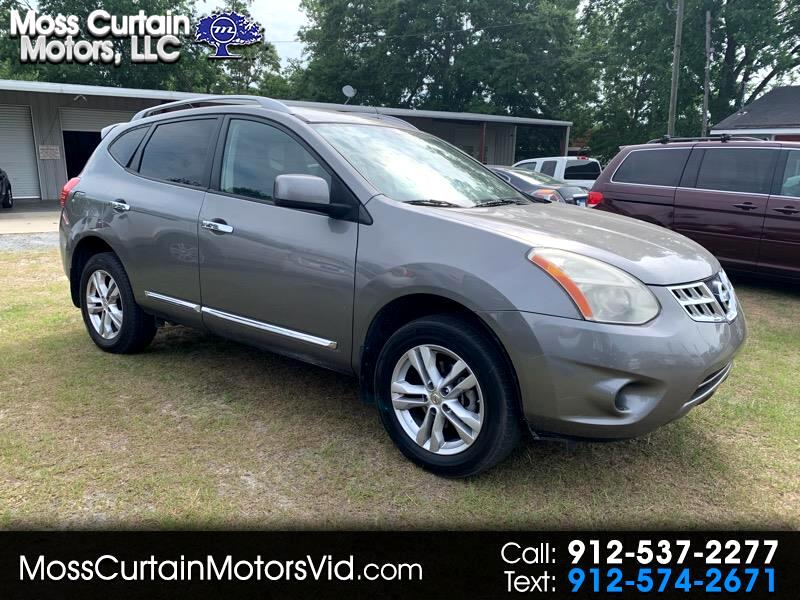 2012 Nissan Rogue S 2WD
