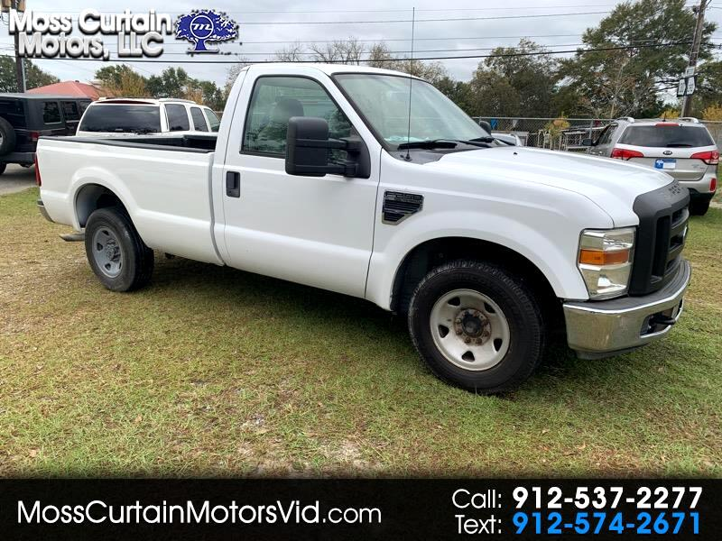Ford F-250 SD XL 2WD 2008