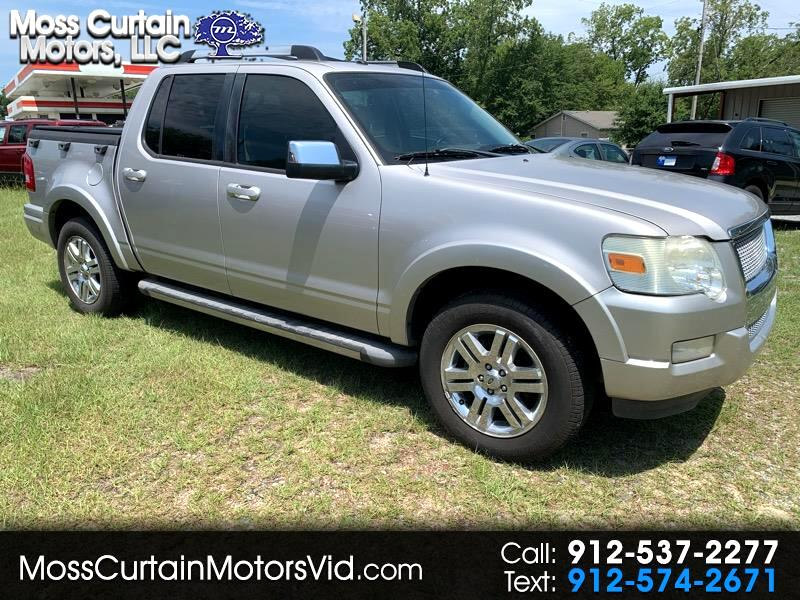 Ford Explorer Sport Trac Limited 4.0L 2WD 2008