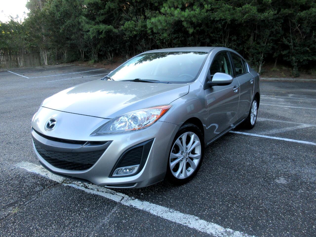 Mazda MAZDA3 s Sport 4-Door 2011