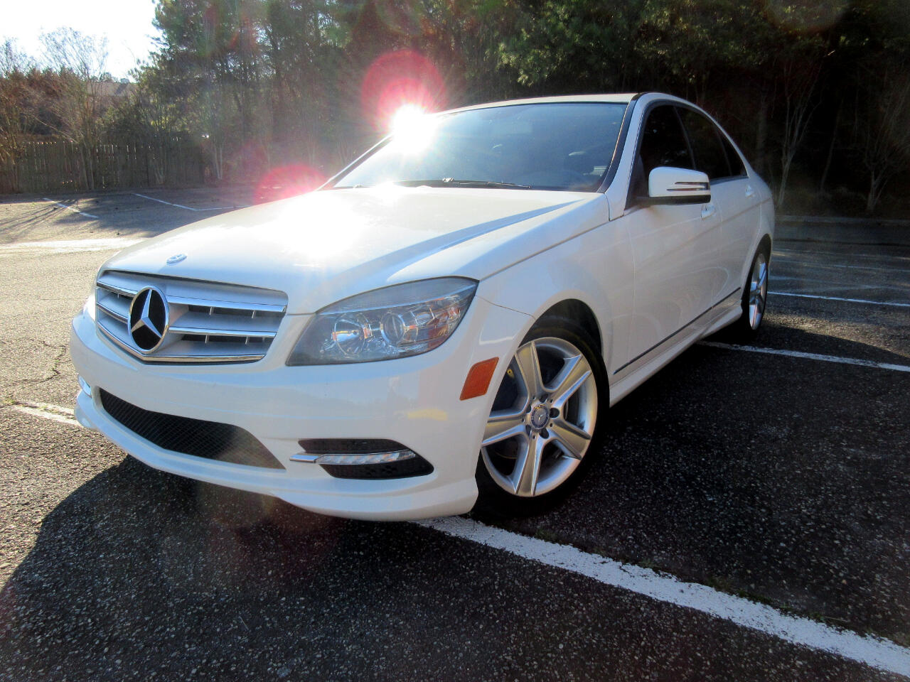Mercedes-Benz C-Class C300 Sport Sedan 2011