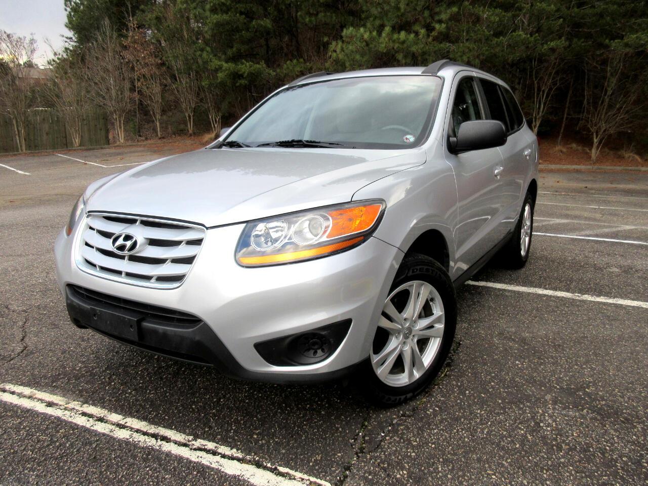 Hyundai Santa Fe GLS 2.4 FWD 2010