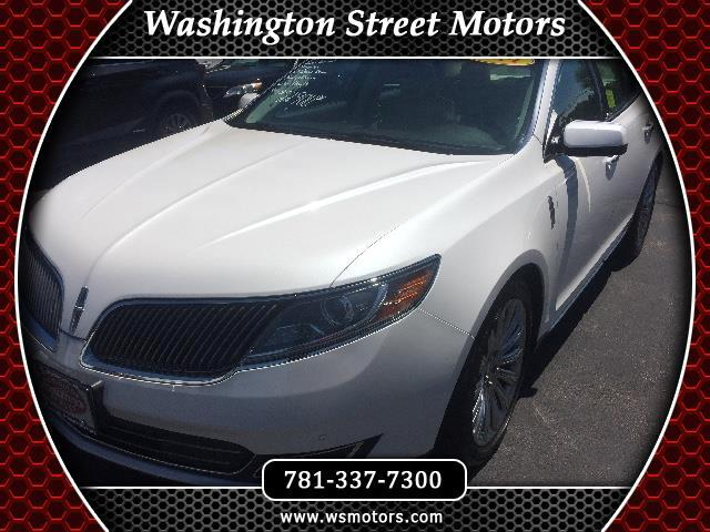 2014 Lincoln MKS AWD