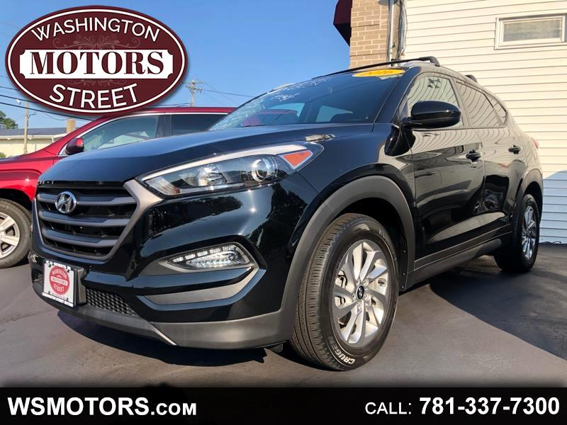 Hyundai Tucson SE w/Preferred Package AWD 2016