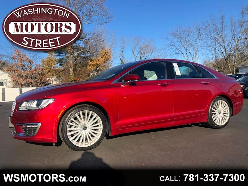 Lincoln MKZ Reserve FWD 2017