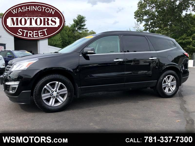 Chevrolet Traverse 2LT AWD 2017