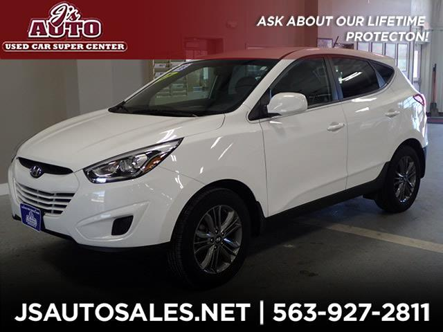 2015 Hyundai Tucson SE AWD