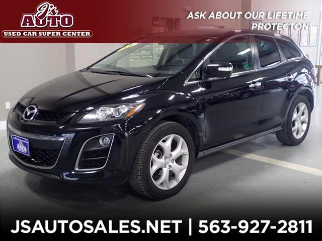 2010 Mazda CX-7 s Grand Touring 4WD