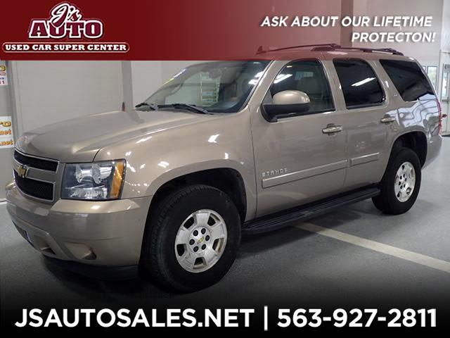 Used 2007 Chevrolet Tahoe LTZ 4WD for Sale in Manchester ...