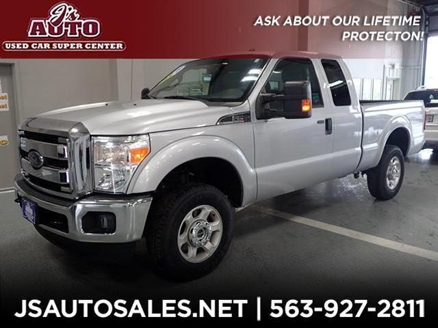 2016 Ford F-250 SD Lariat SuperCab 4WD