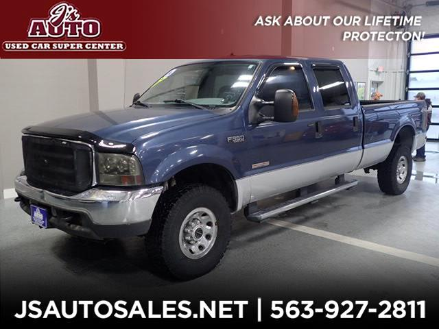 2004 Ford F-350 SD XL Crew Cab Long Bed 4WD