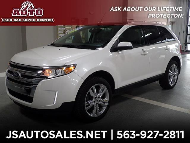Used 2014 Ford Edge SEL AWD for Sale in Manchester IA ...