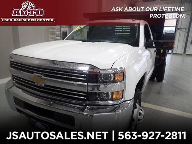 2017 Chevrolet Silverado 3500HD Work Truck Long Box 4WD