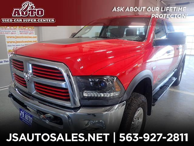 2015 Dodge 2500 Power Wagon Crew Cab SWB 4WD