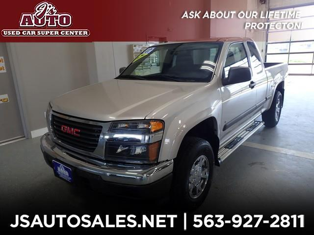 2007 GMC Canyon SLE-1 Ext. Cab 4WD