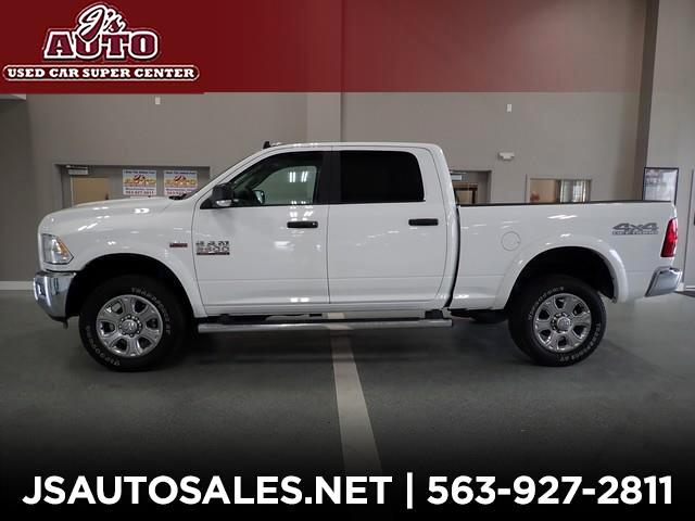 2018 Dodge Ram 2500 Outdoorsman Crew Cab 4WD