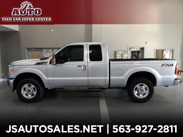 2016 Ford F-250 SD XLT FX4 SuperCab 4WD