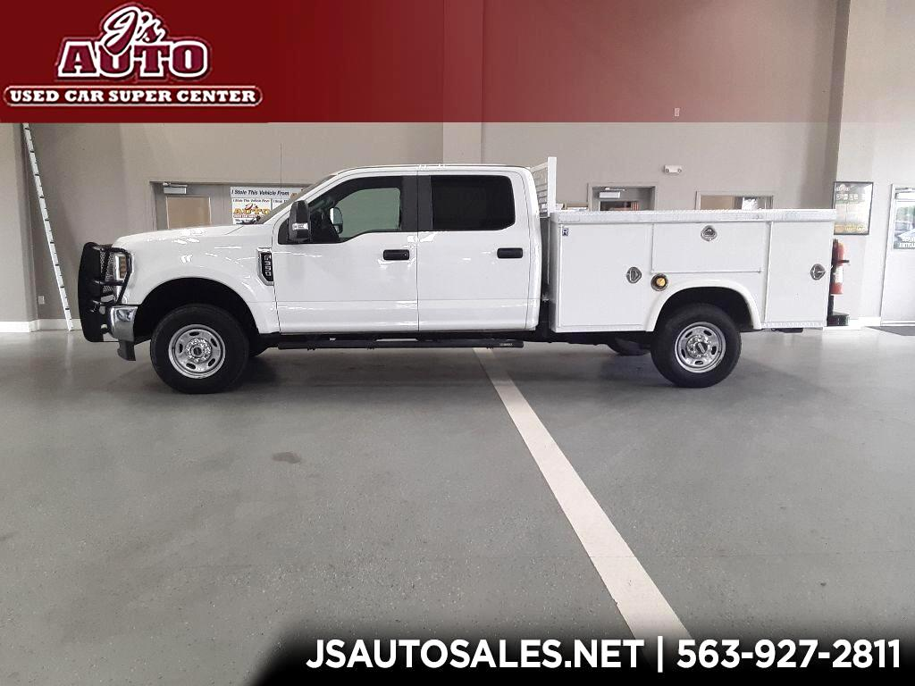 Ford Super Duty F-350 SRW King Ranch 4WD Crew Cab 8' Box 2019