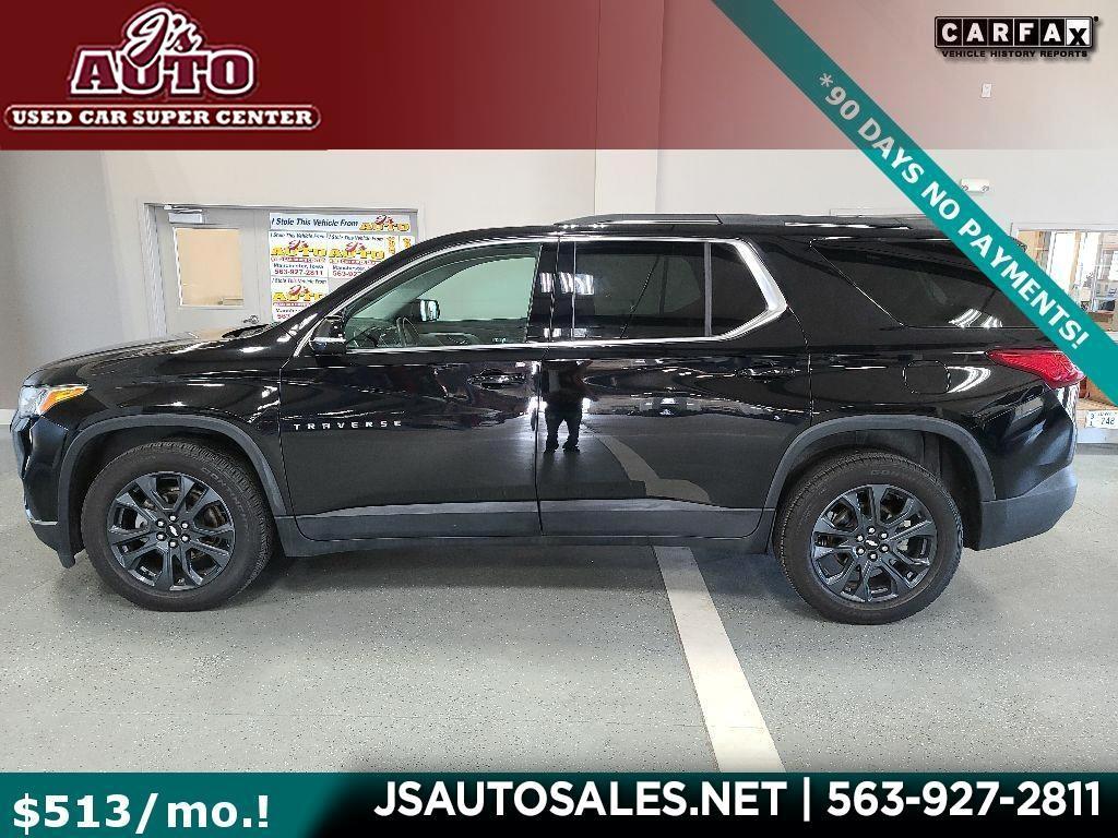 Chevrolet Traverse AWD 4dr LT Cloth w/1LT 2019