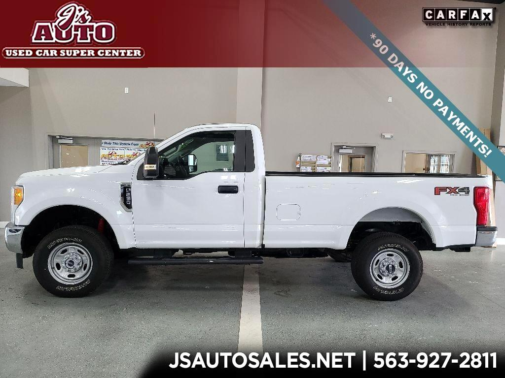 Ford F-250 SD XL 4WD 2017