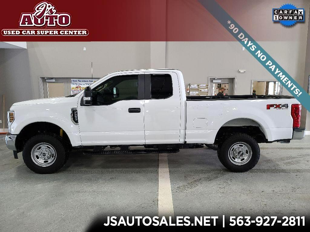 Ford F-250 SD XLT SuperCab Short Bed 4WD 2018
