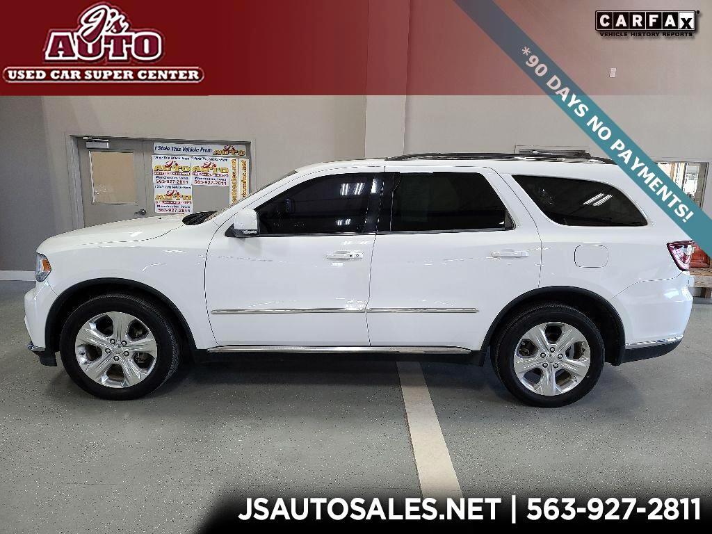 Dodge Durango Limited AWD 2014